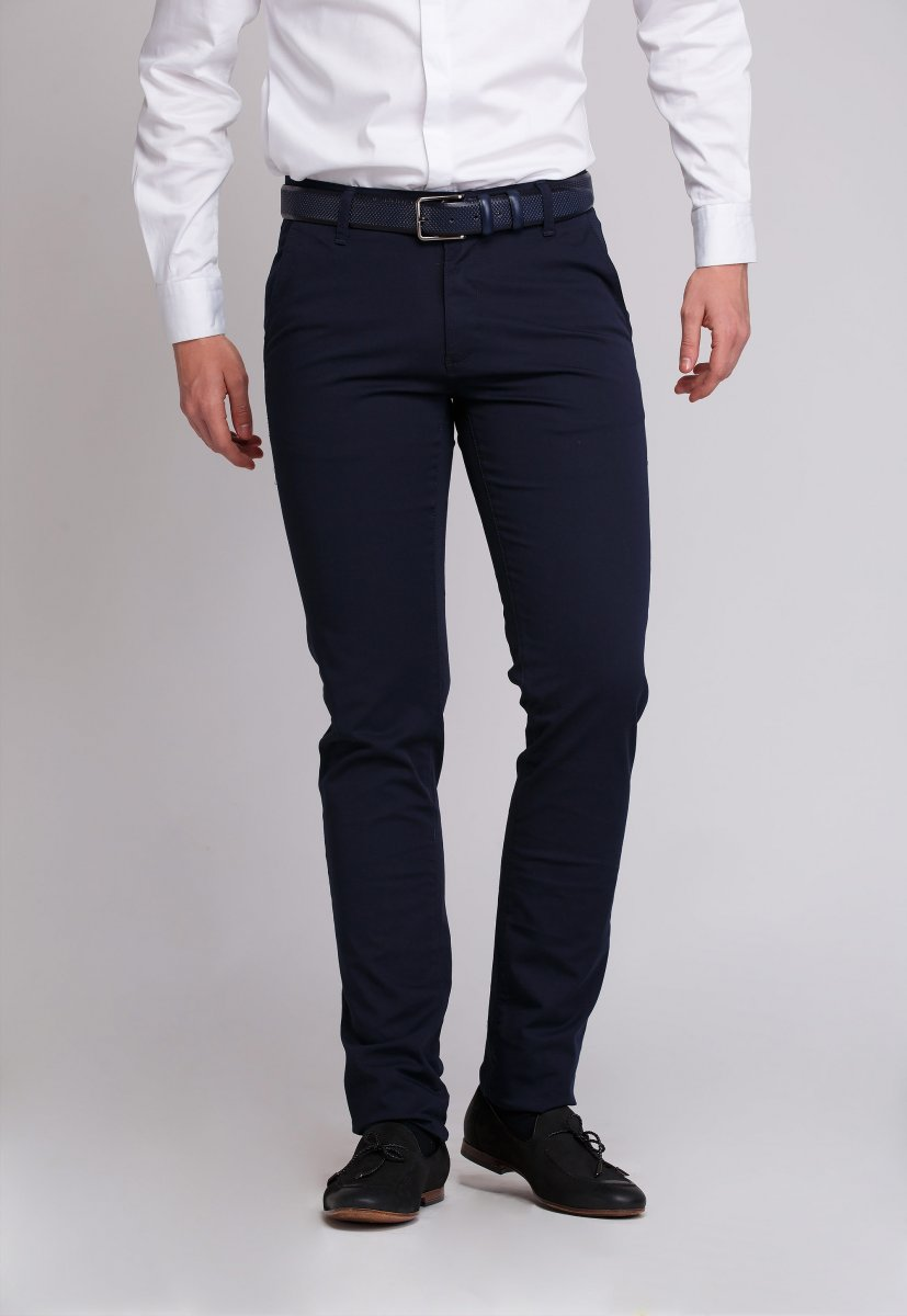 Брюки Trend Collection 12574 Темно-синий (LACI)