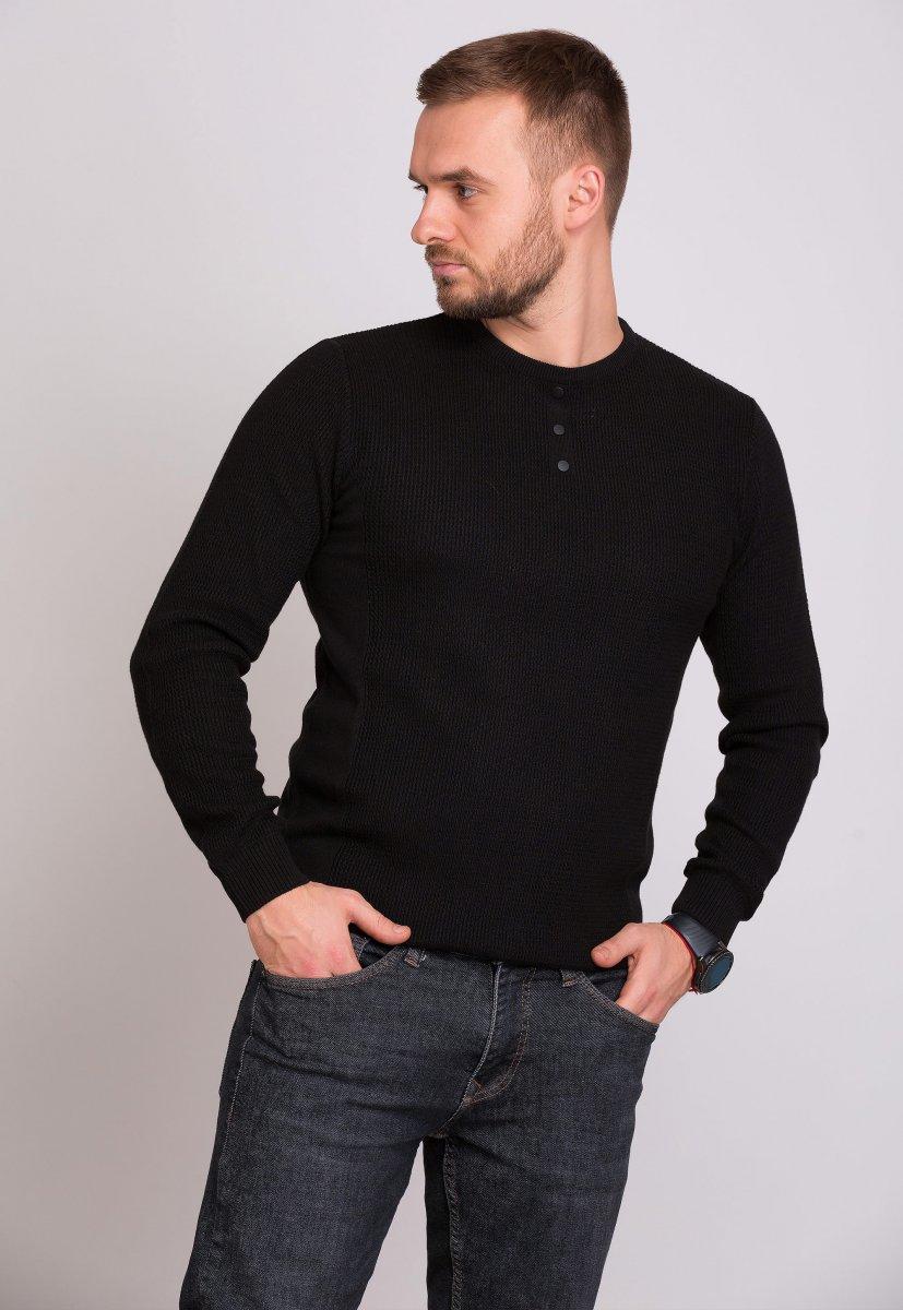 Свитер Trend Collection 0468 Черный