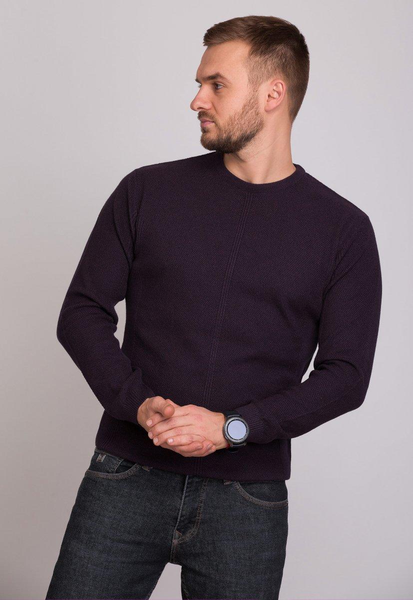 Свитер Trend Collection 0452-2 Бордо