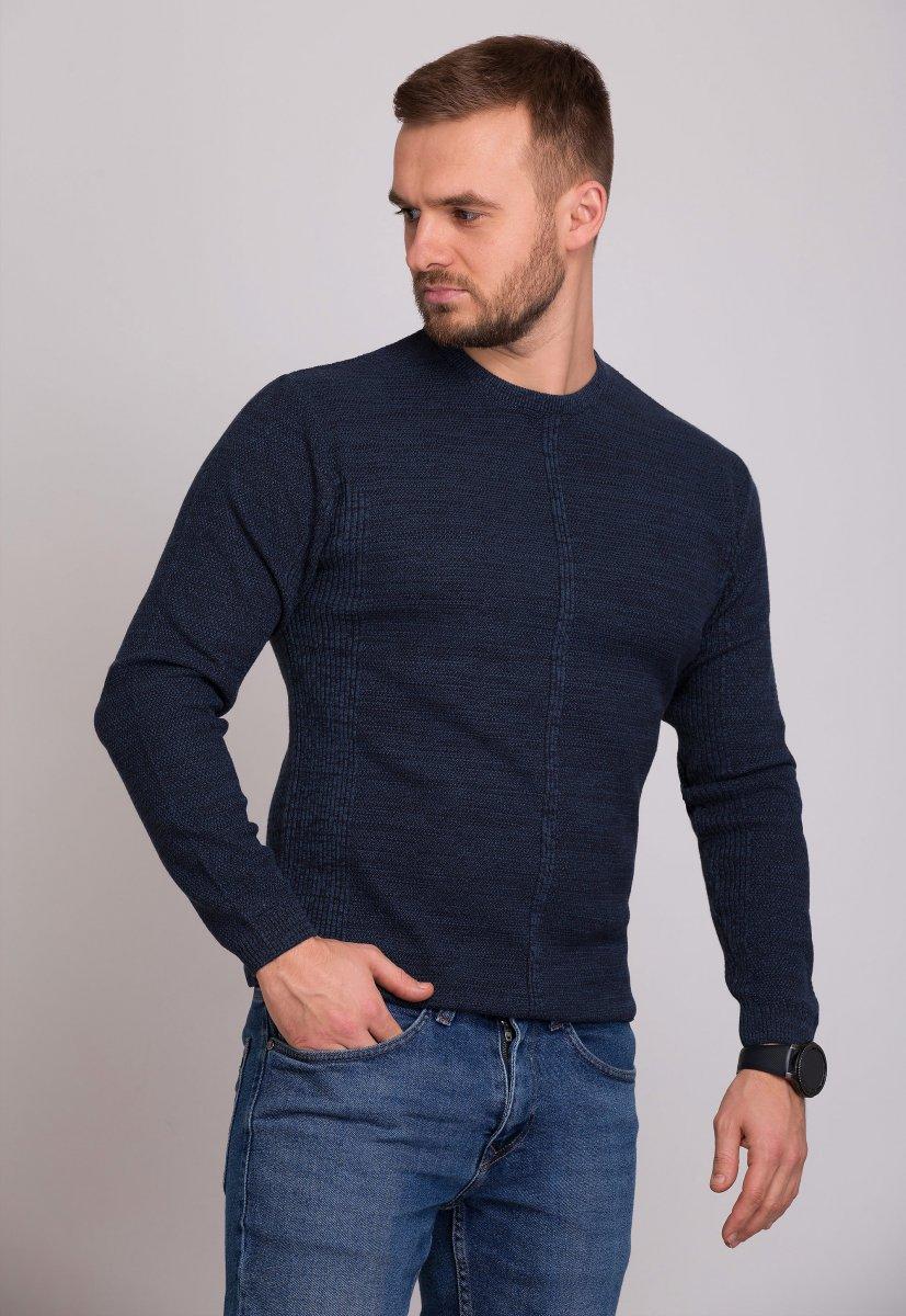 Свитер Trend Collection 0452-2 Синий