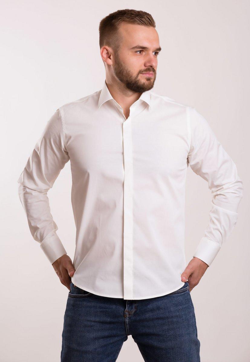 Рубашка Trend Collection 02-308 Айвори