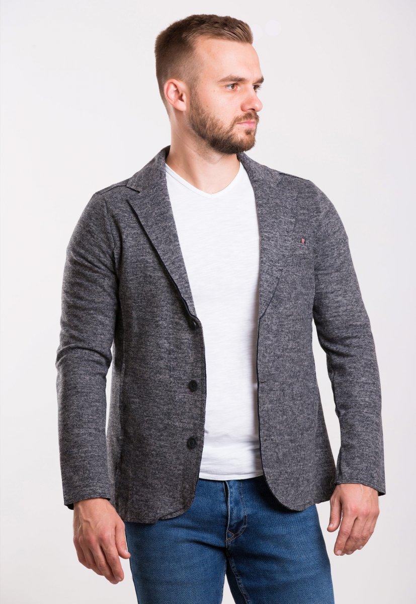 Кардиган Trend Collection S 77 Серый