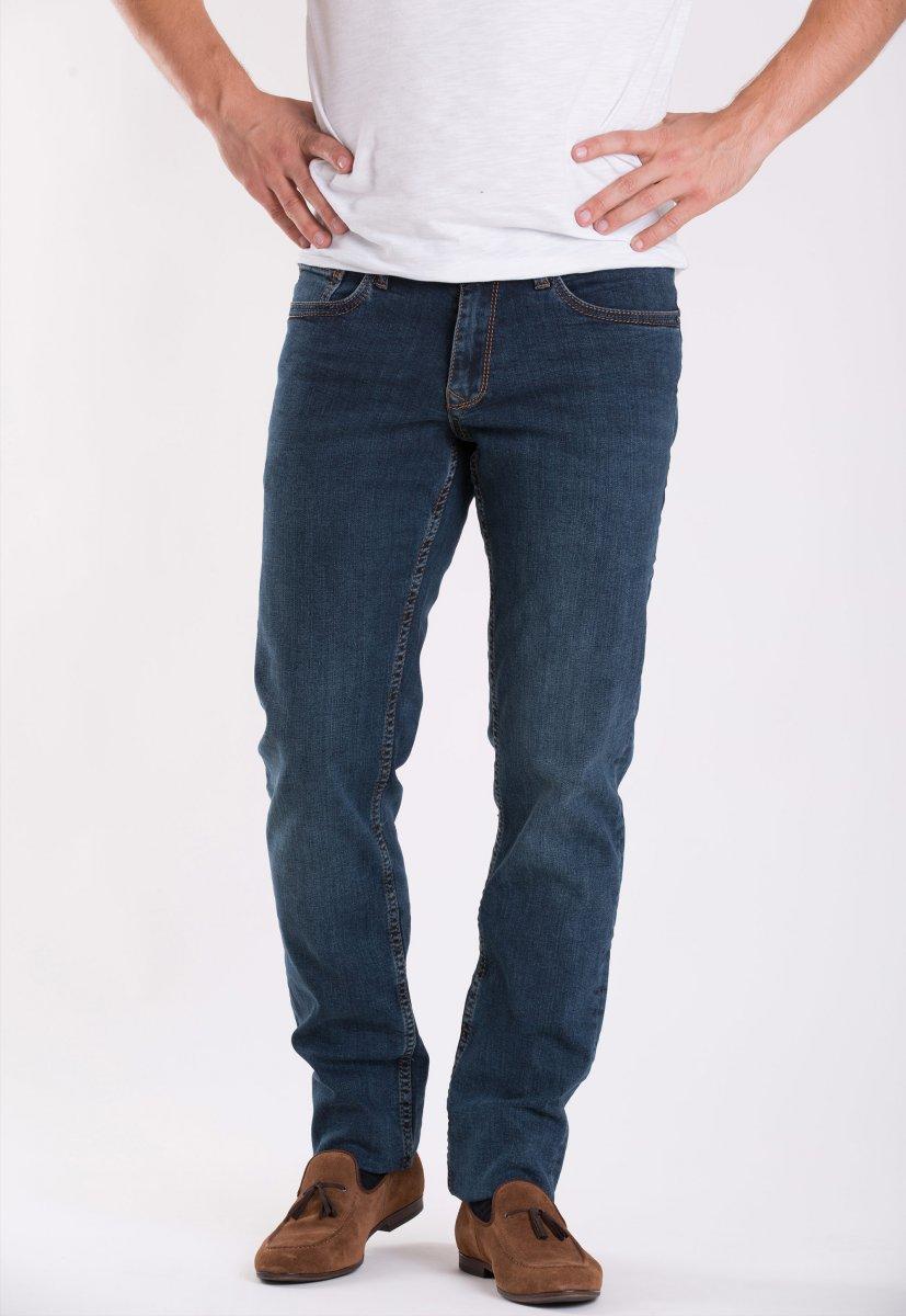 Джинсы Trend Collection 12439 Сине-зеленый
