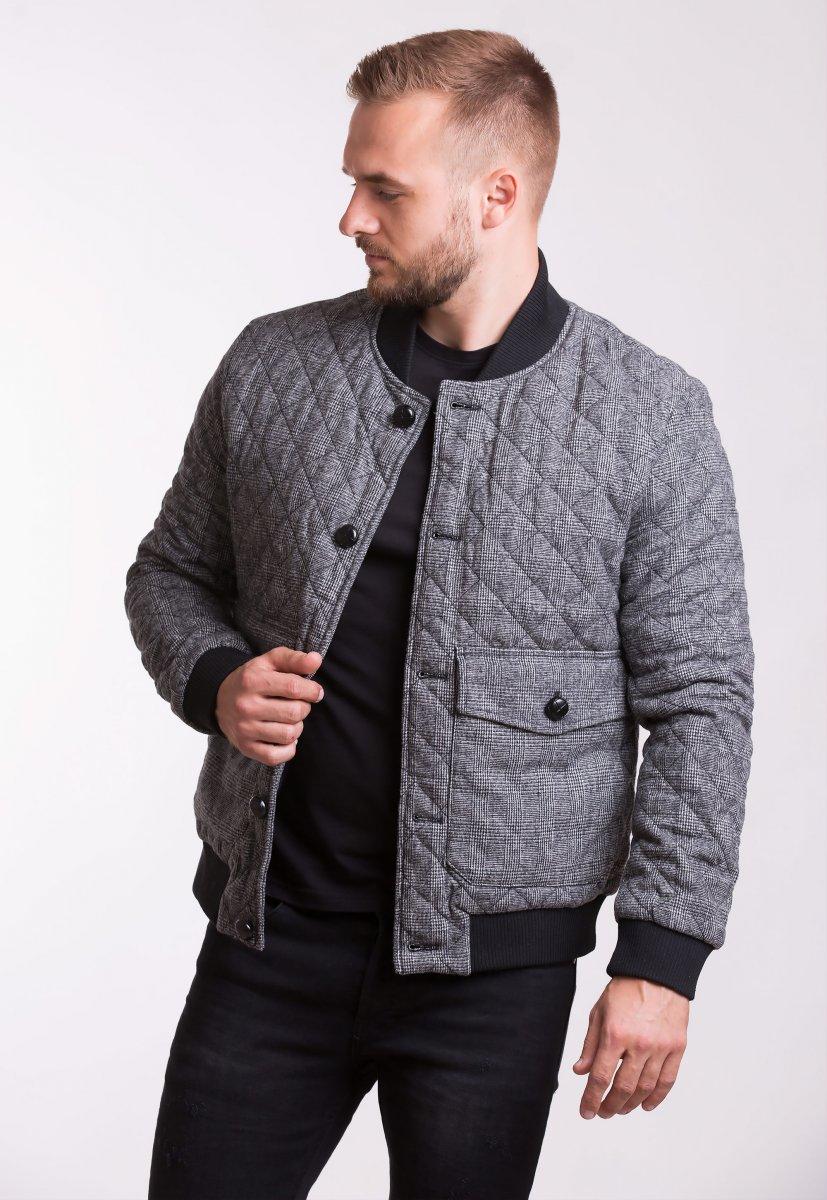 Куртка Trend Collection 991 Серый