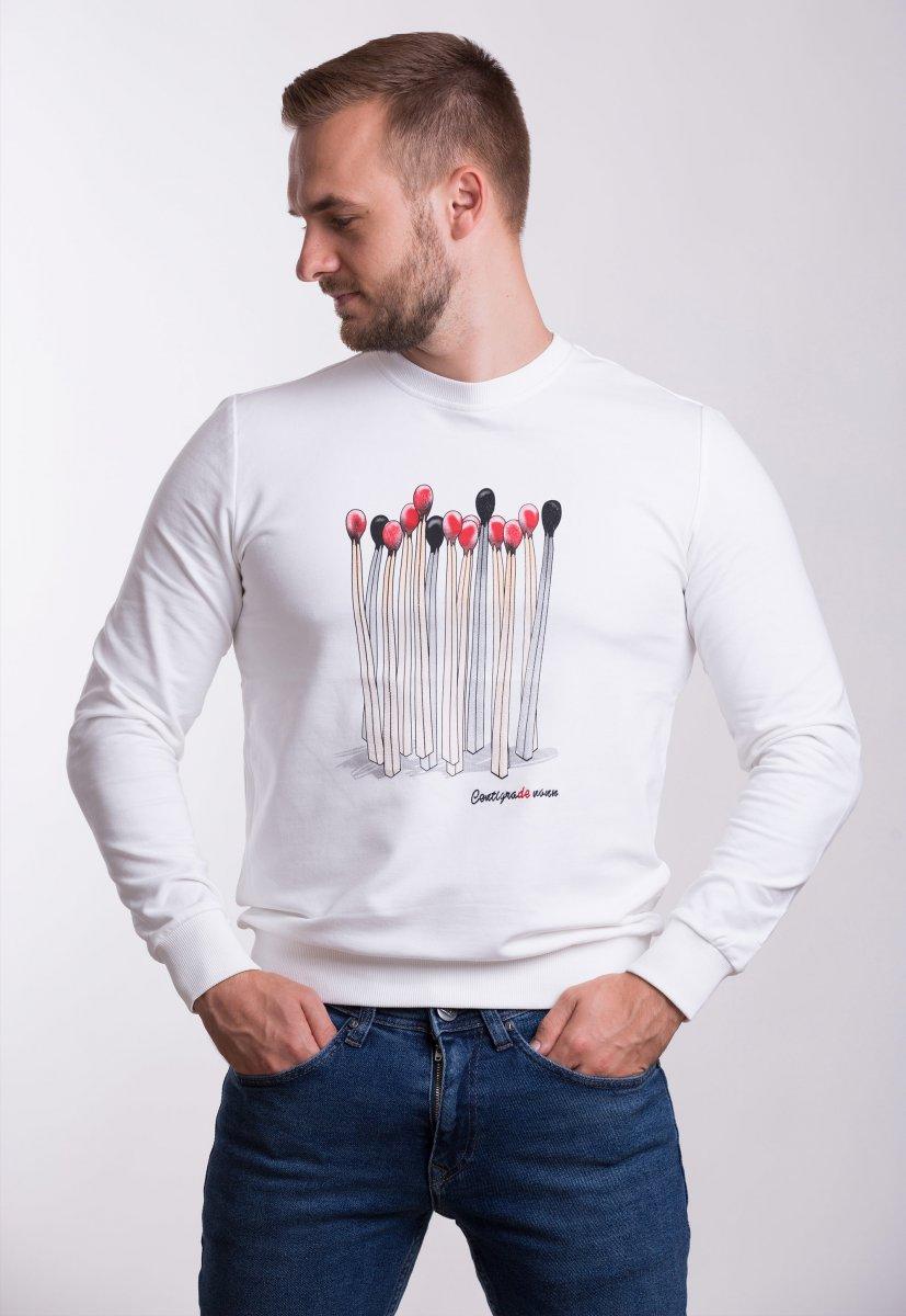 Реглан Trend Collection 56122 Белый