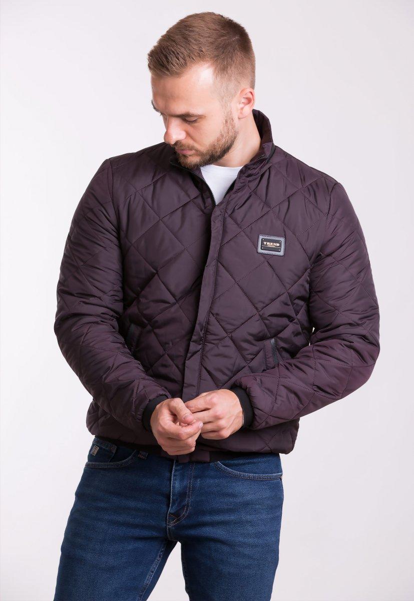 Куртка Trend Collection 985 Сливовый