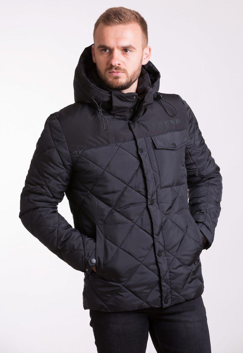 Куртка Trend Collection 19-18 Черный