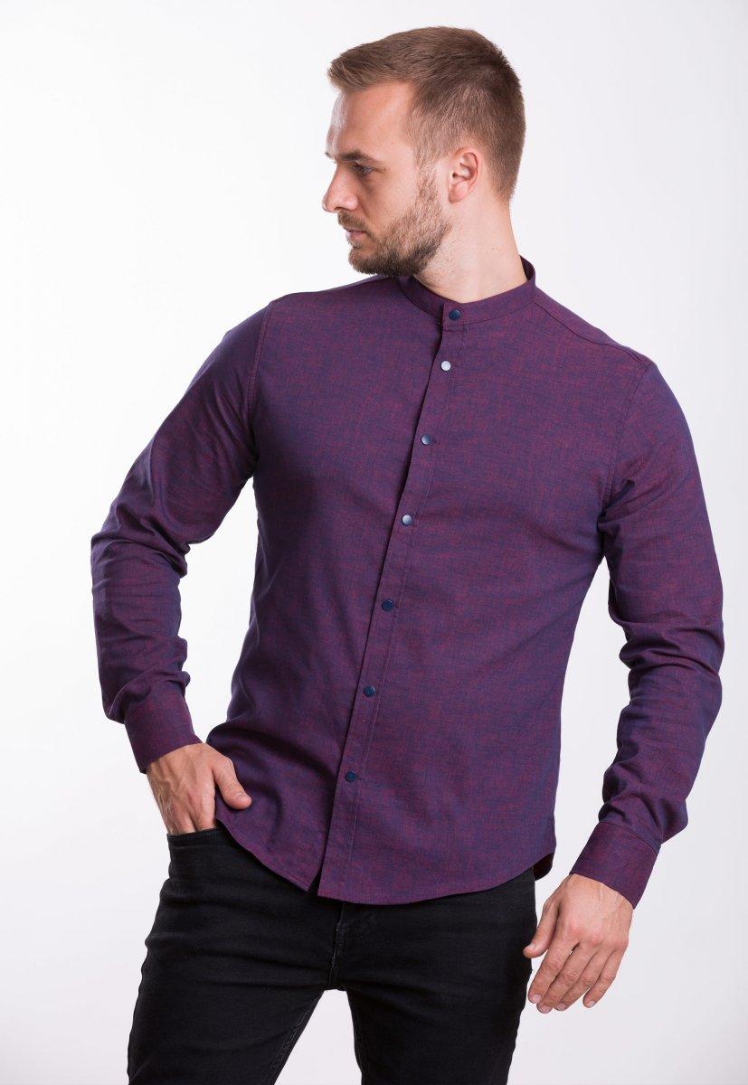 Рубашка Trend Collection 19047 Бордовый