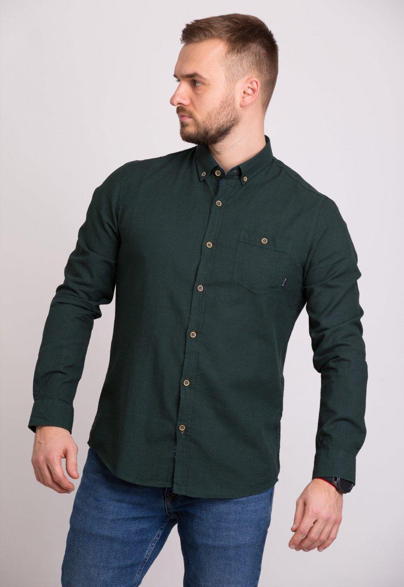 Рубашка Trend Collection 32279 Хаки