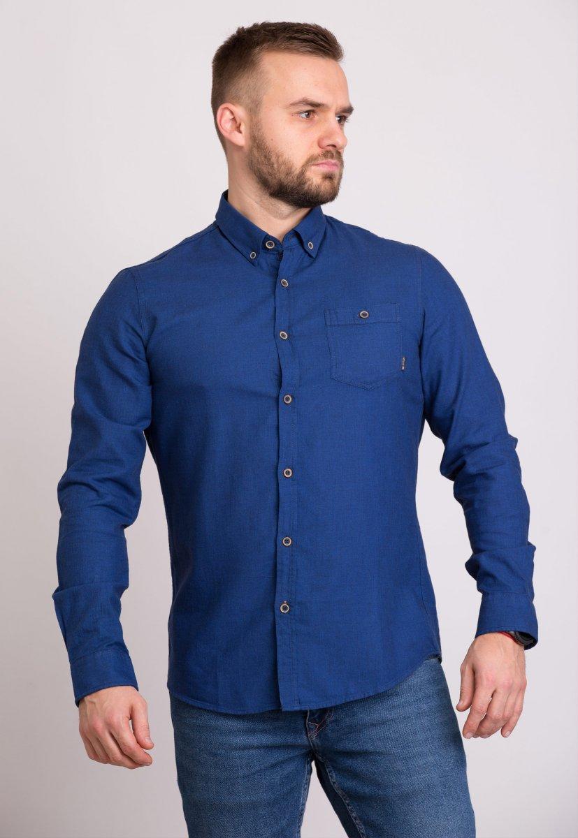 Рубашка Trend Collection 32279 Синий