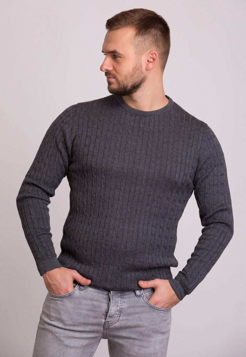 Свитер Trend Collection 33187 Серый