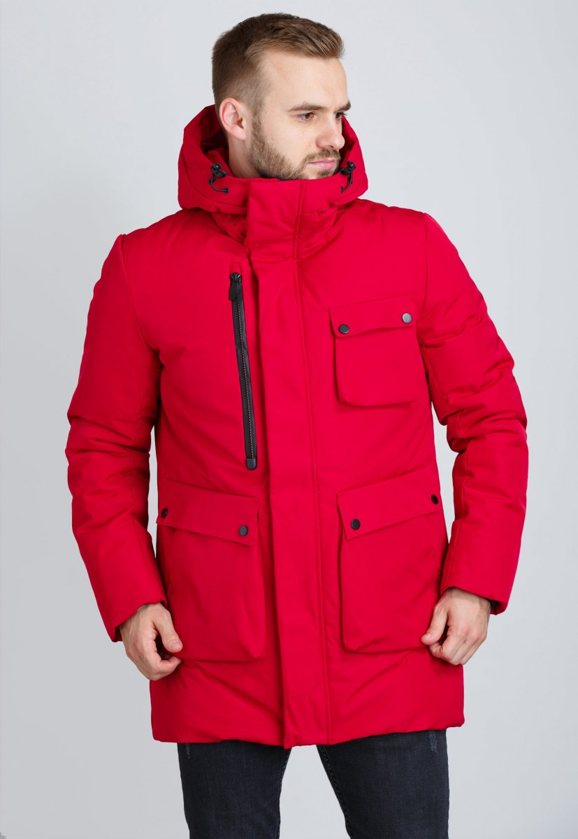 Куртка Trend Collection 19-16 Красный