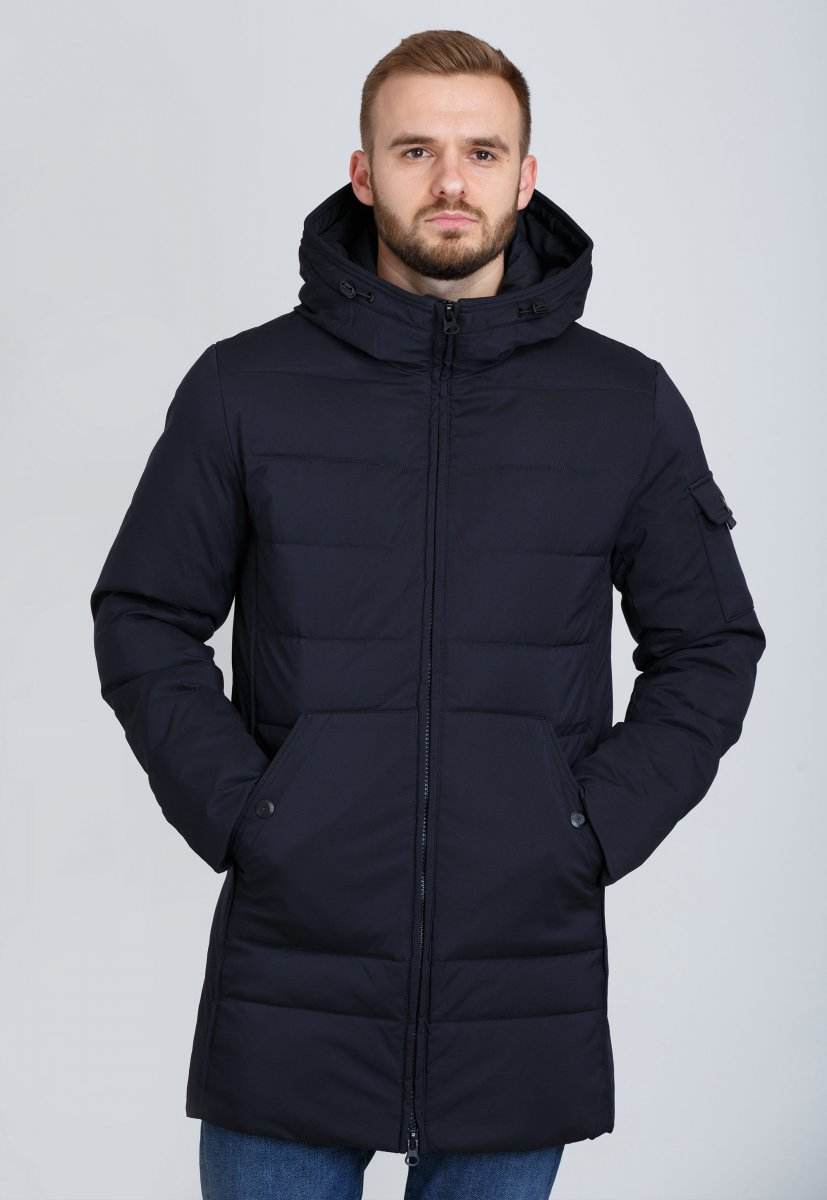 Куртка Trend Collection 9W41 Темно-синий