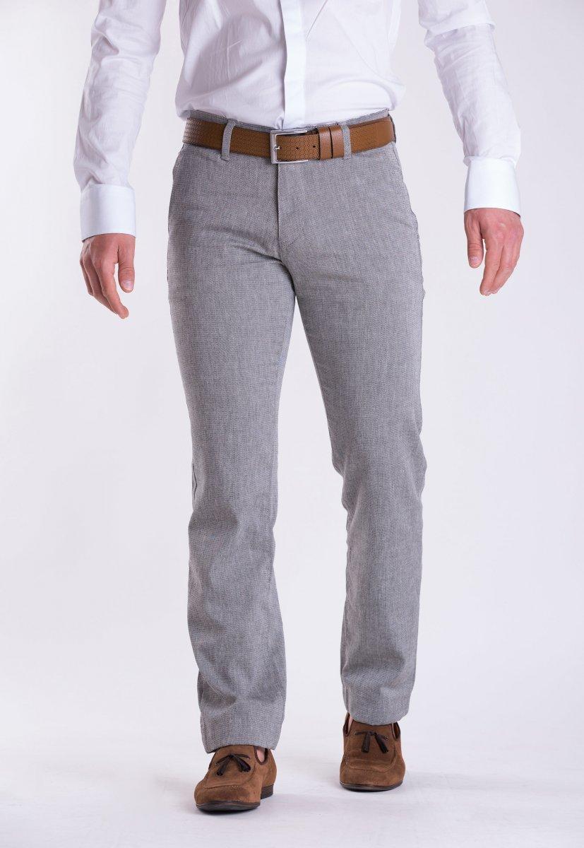 Брюки Trend Collection 12344 Светло-серый