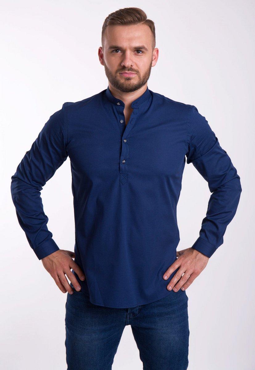 Рубашка Trend Collection U02-1048 Синий