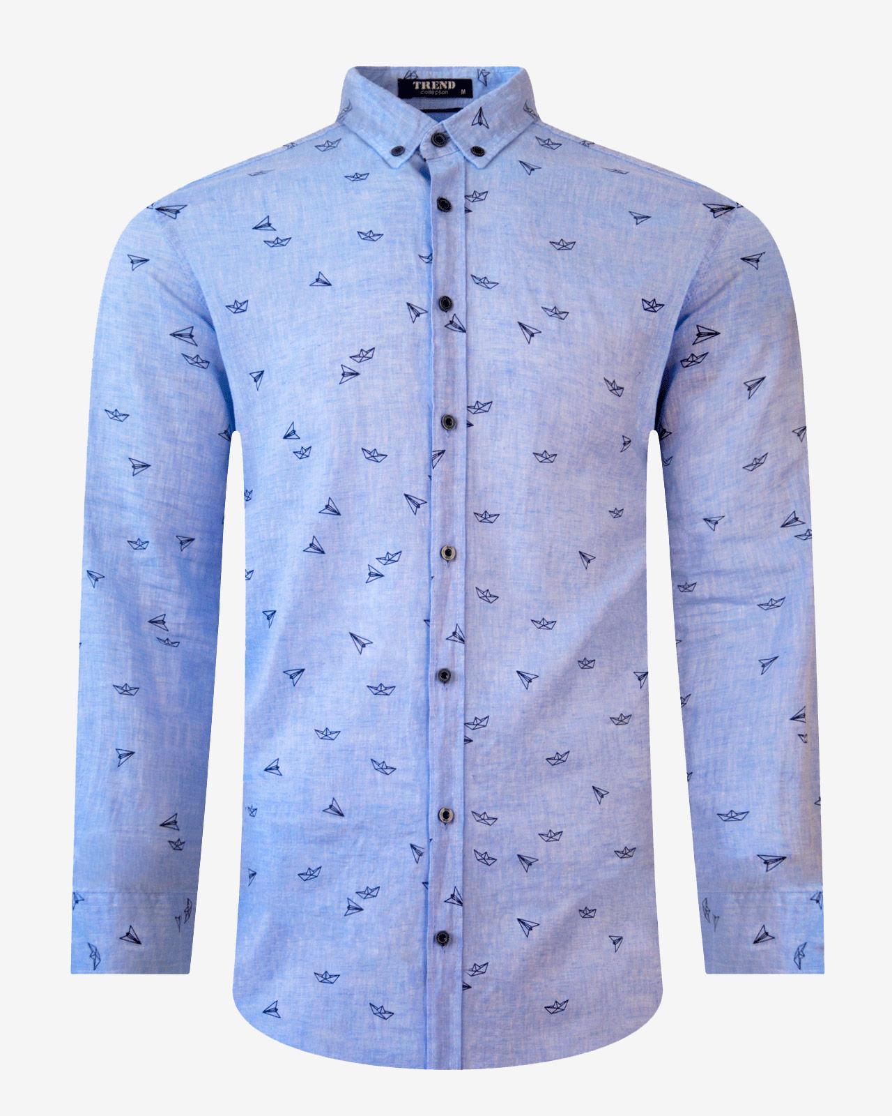 Рубашка TREND 6064