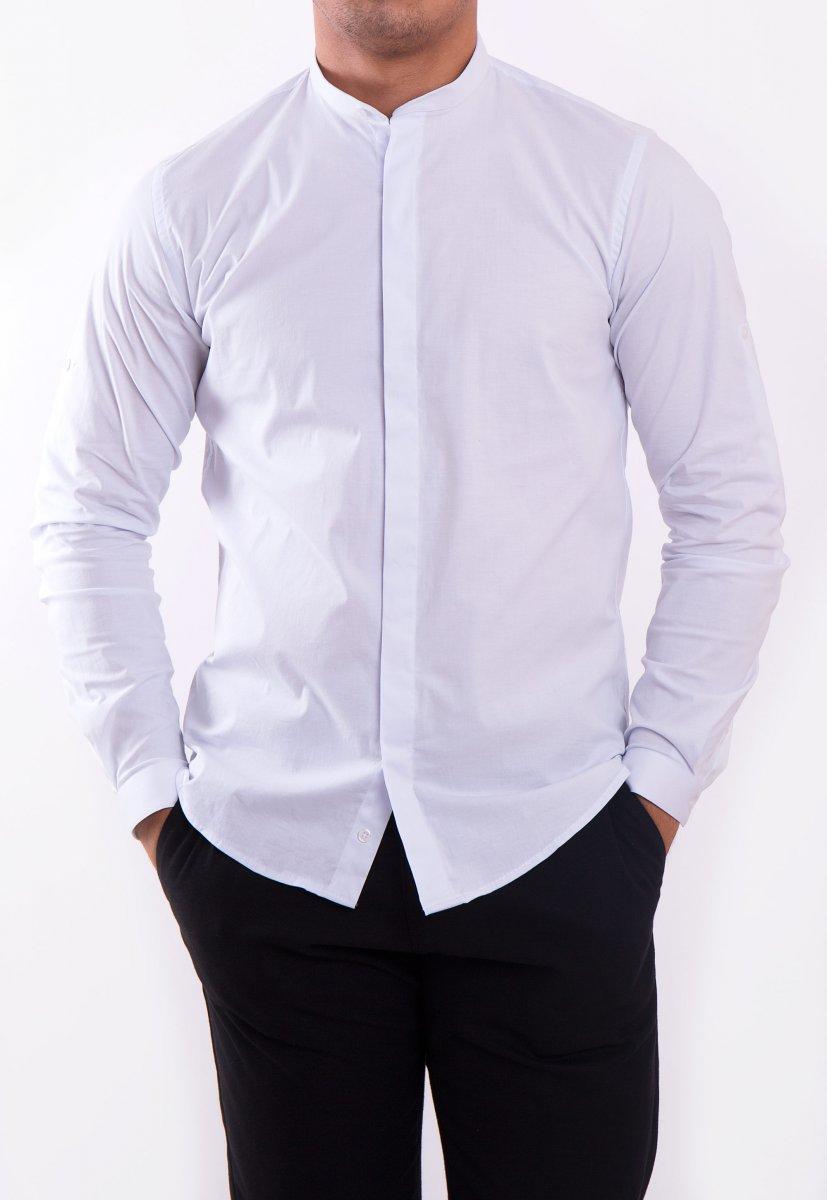 Рубашка белая Trend 2738