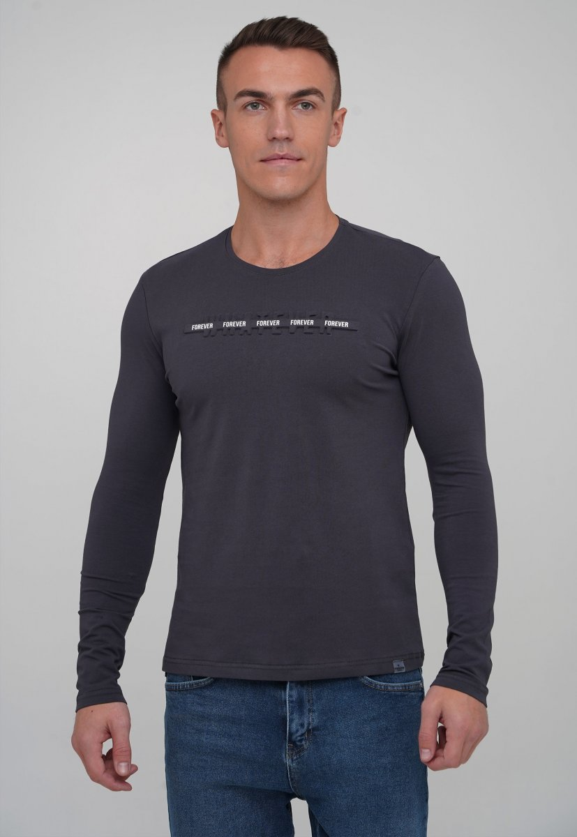 Реглан Trend Collection 33024 Серый