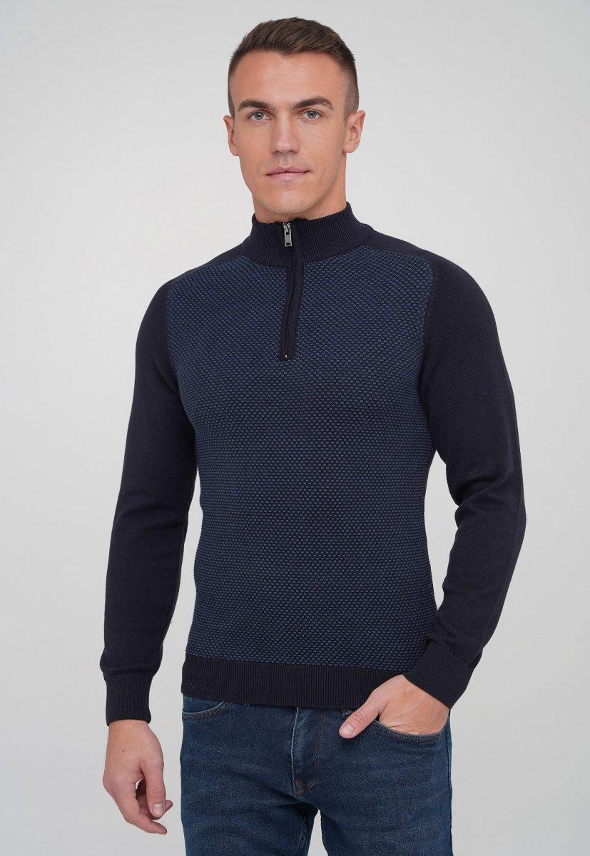 Гольф Trend Collection 201414 Темно-синий