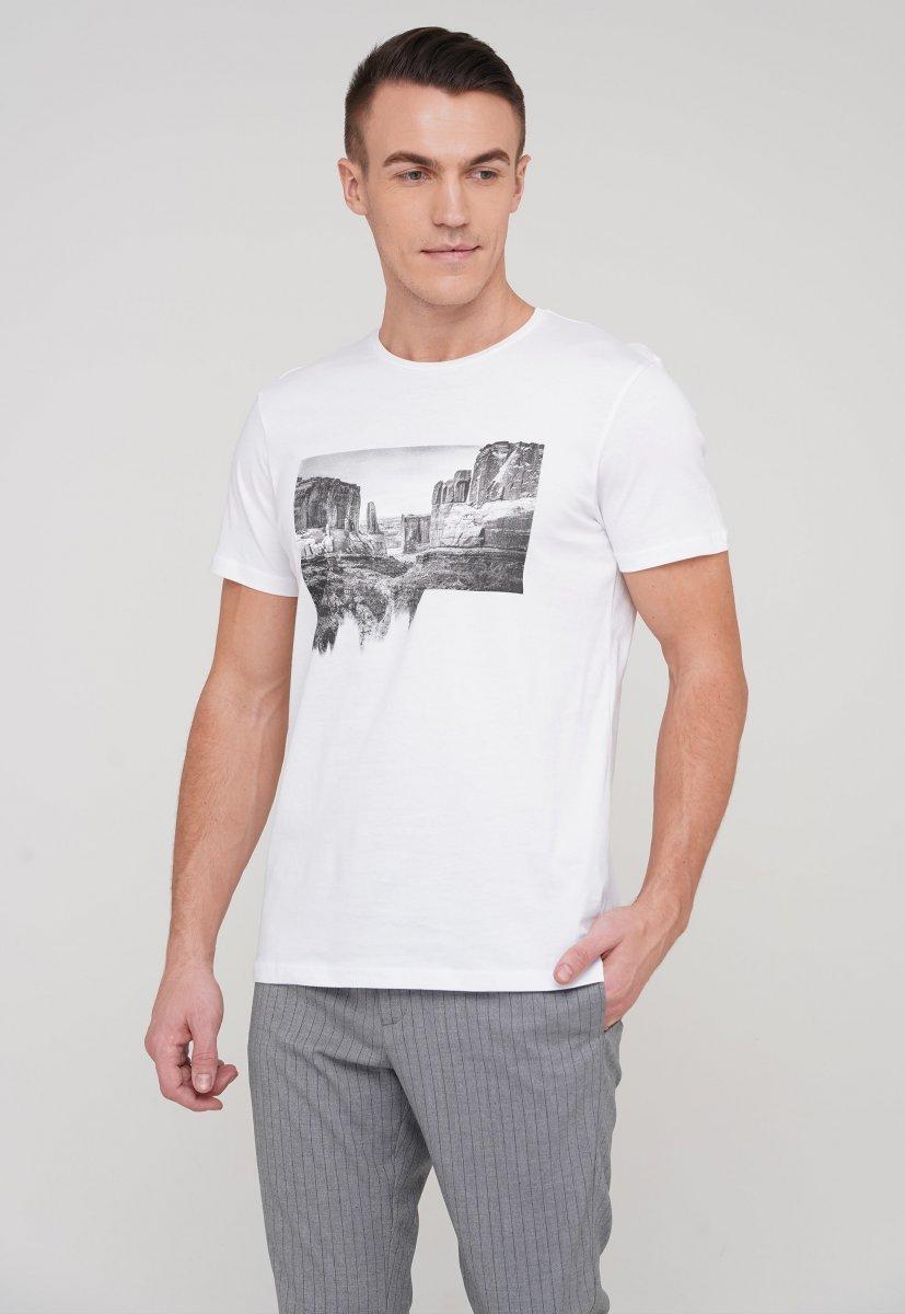 Футболка Trend Collection 2031 Белый