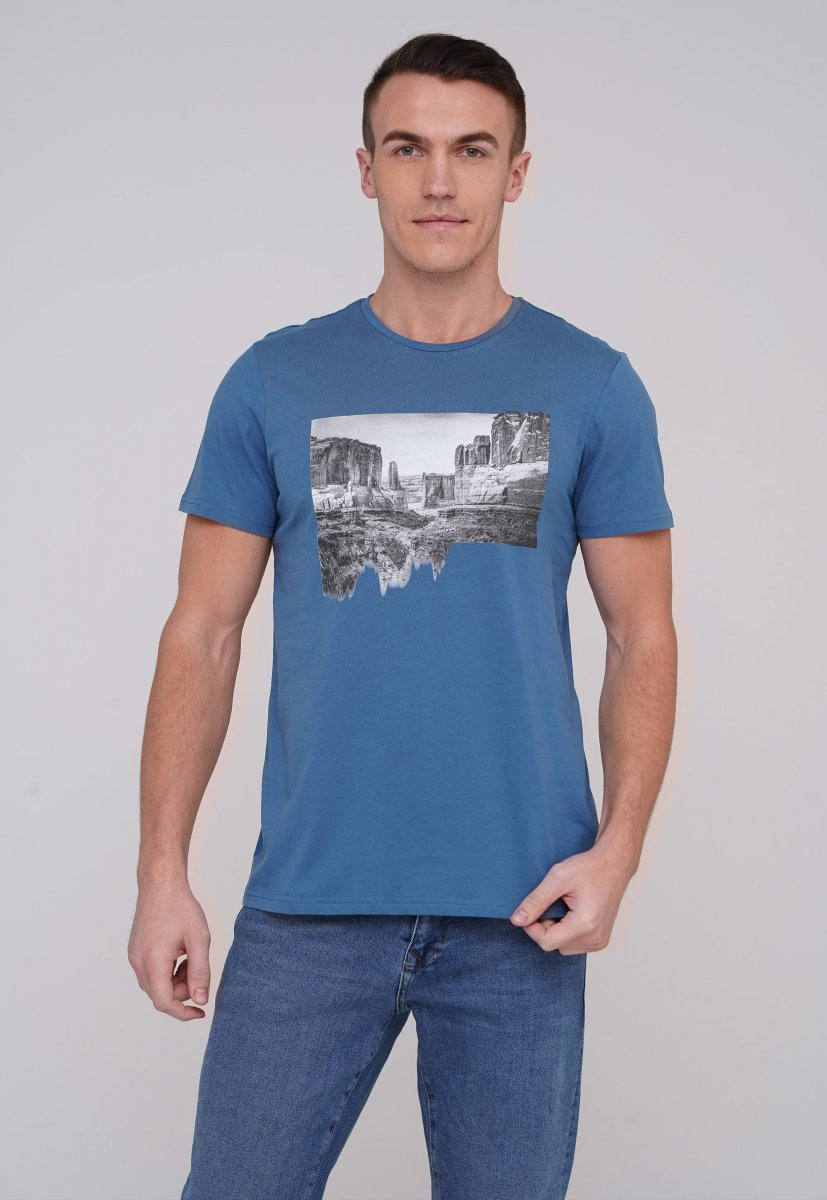 Футболка Trend Collection 2031 Синий