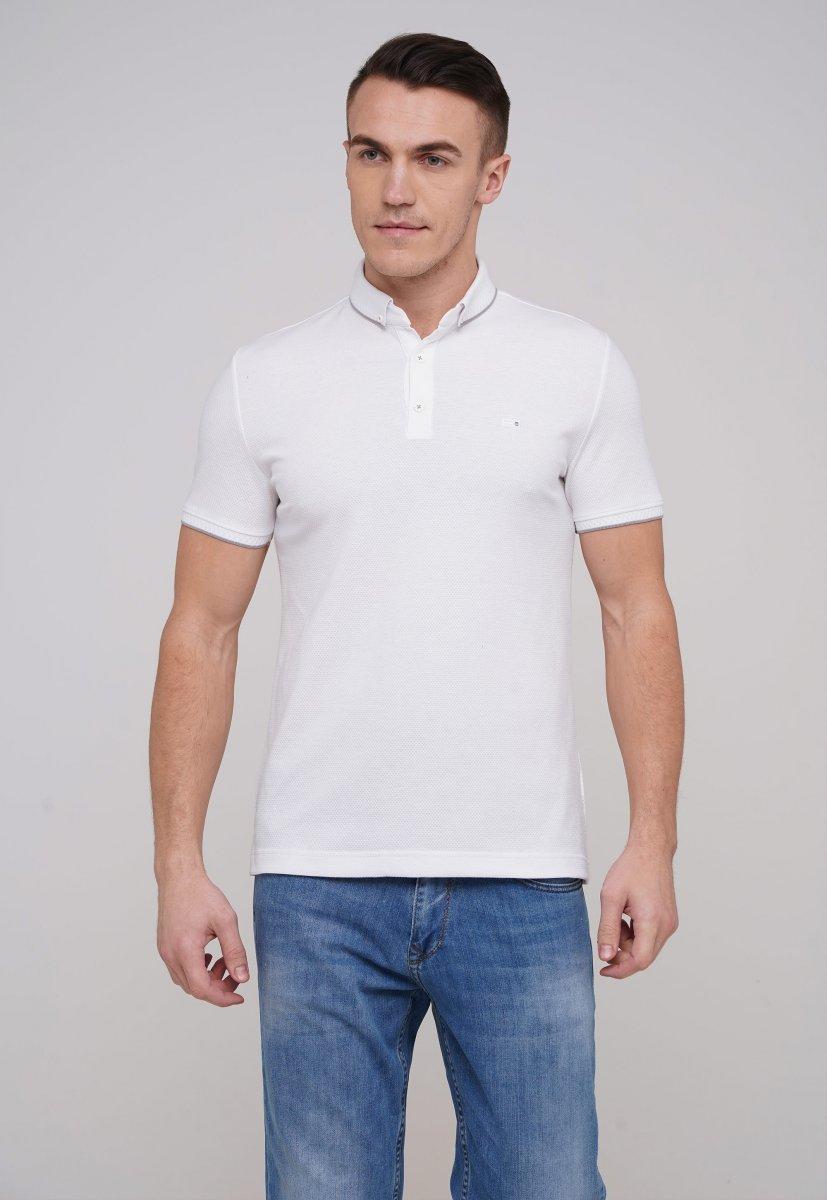 Футболка Trend Collection 20-1001 Белый (BEYAZ)