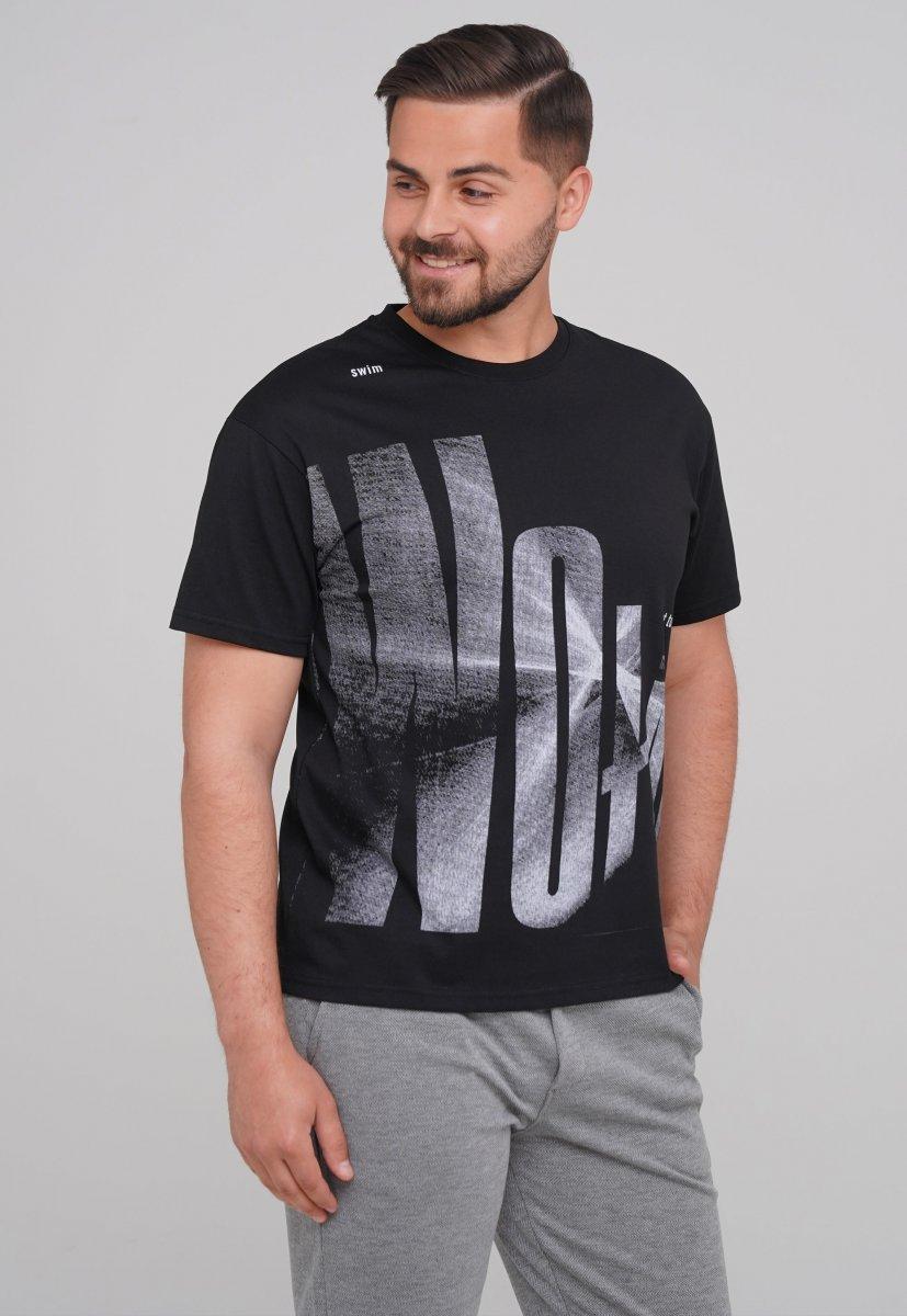 Футболка Trend Collection 21050 Черный