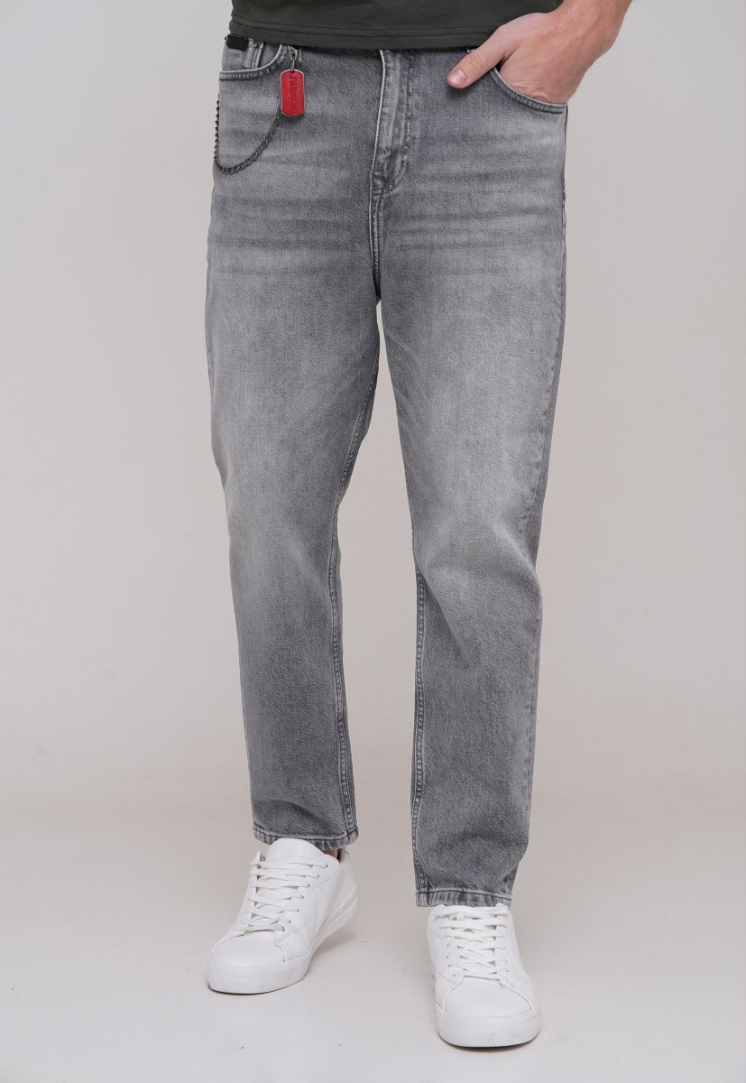 Джинсы Trend Collection 864 Серый