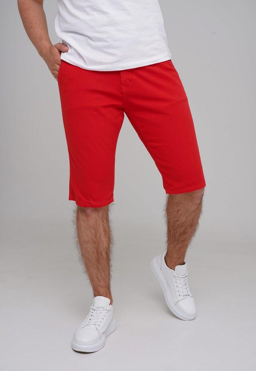 Шорты Trend Collection 12653 Красный