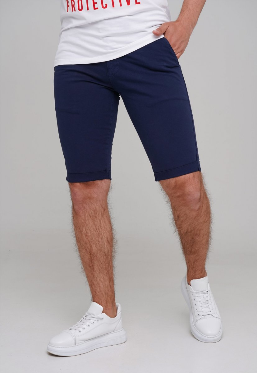 Шорты Trend Collection 21-8030 Темно-синий