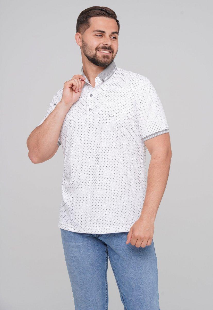 Футболка Trend Collection 21Y-216 (Regular Fit) Белый (BEYAZ)