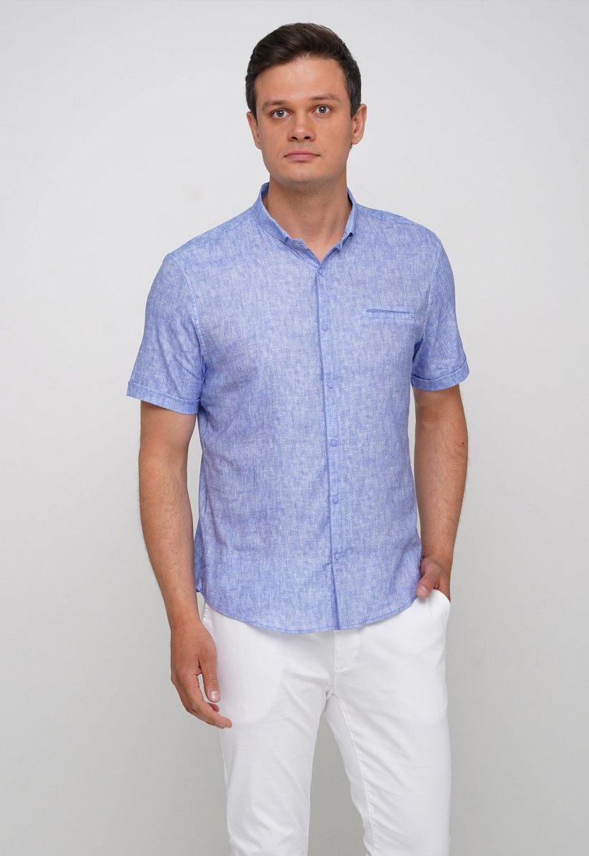 Рубашка Trend Collection 19440 Небесный