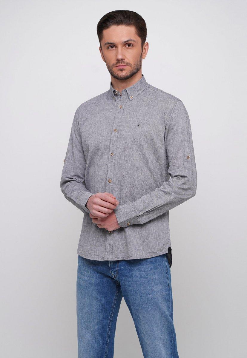 Рубашка Trend Collection 7000 Серый