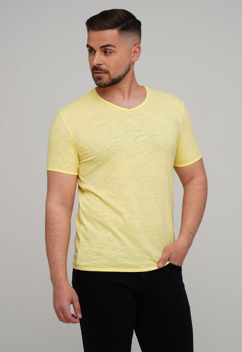 Футболка Trend Collection 037-1 Желтый