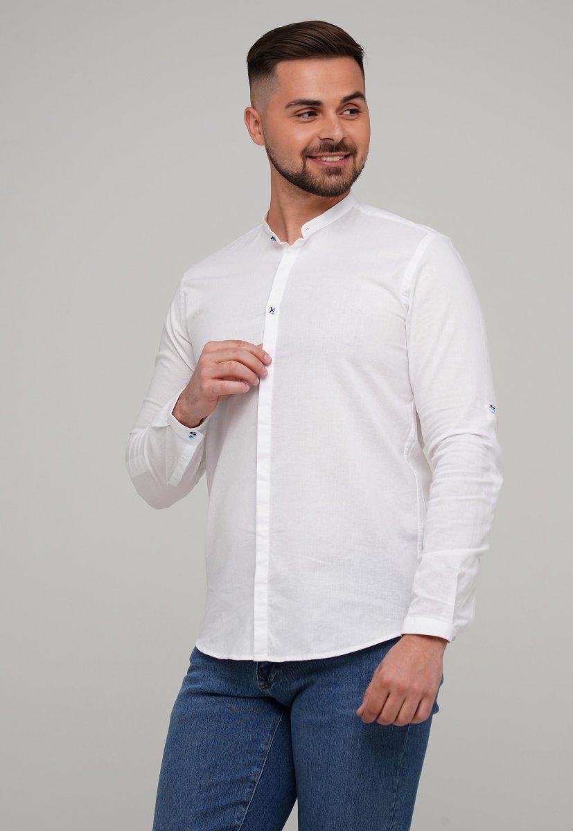 Рубашка Trend Collection 02-154 Белый