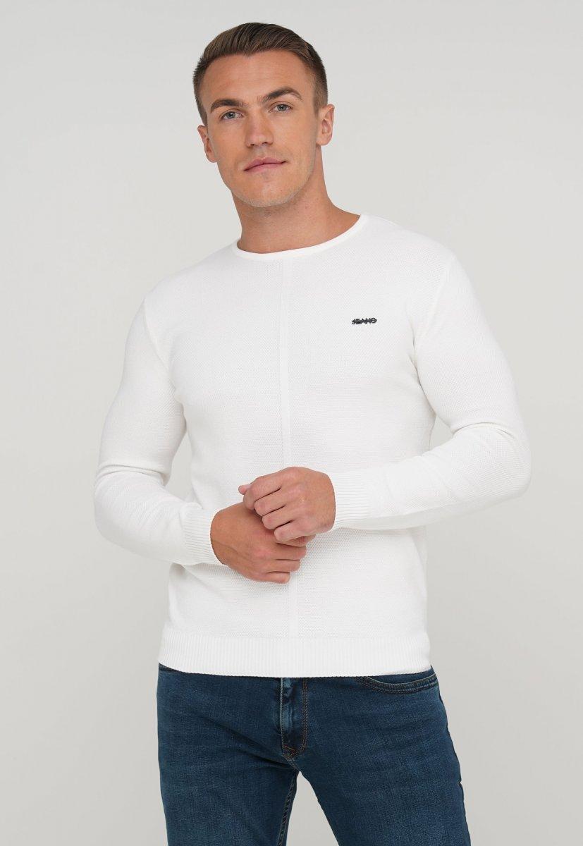 Свитер Trend Collection 3118 Белый
