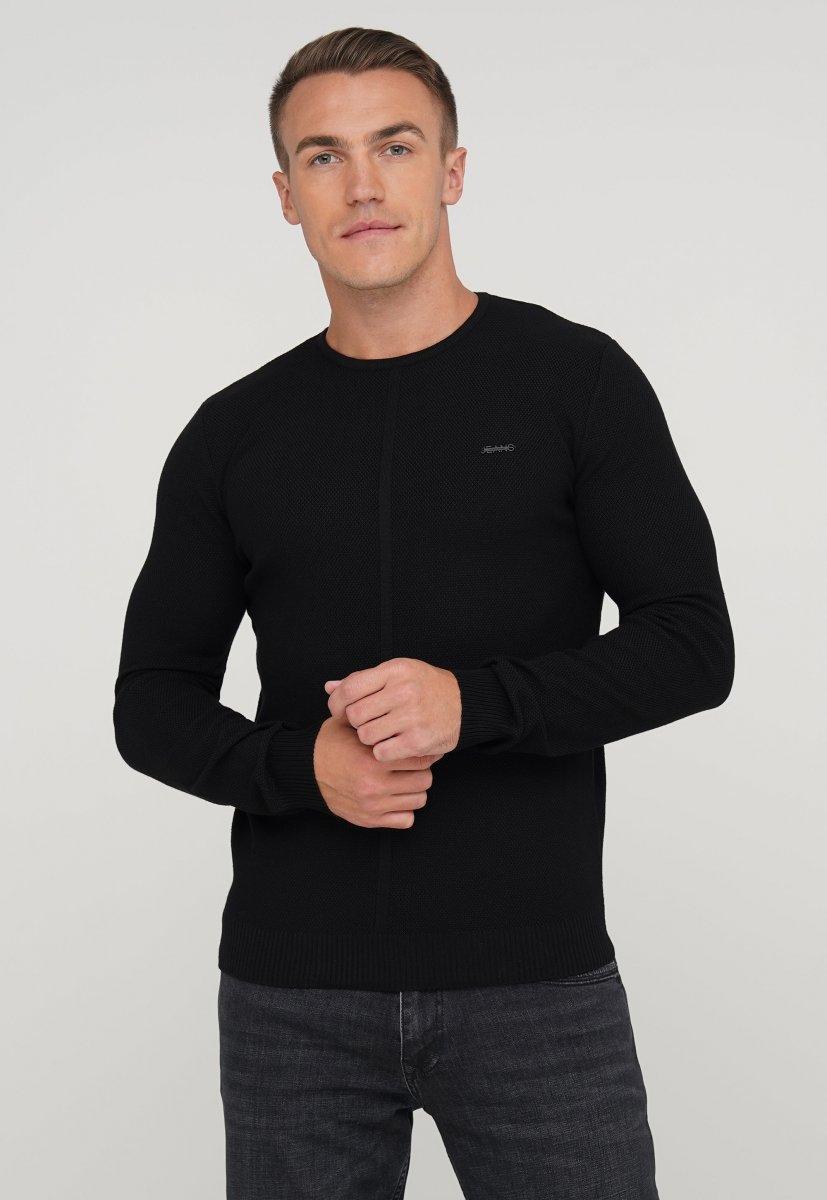 Свитер Trend Collection 3118 Черный