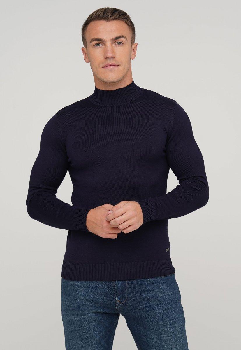 Гольф Trend Collection 636-1 Синий