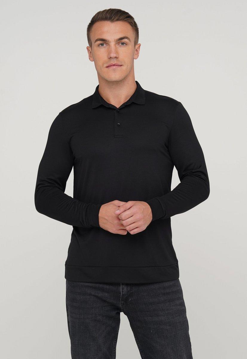 Реглан мужской Trend Collection 1409 Черный