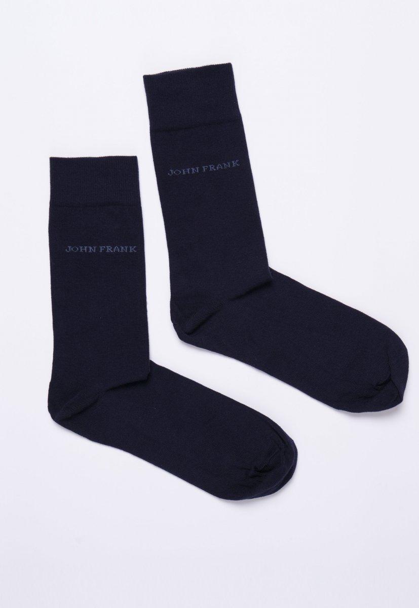 Носки JOHN-FRANK JFLS18W01 Синий