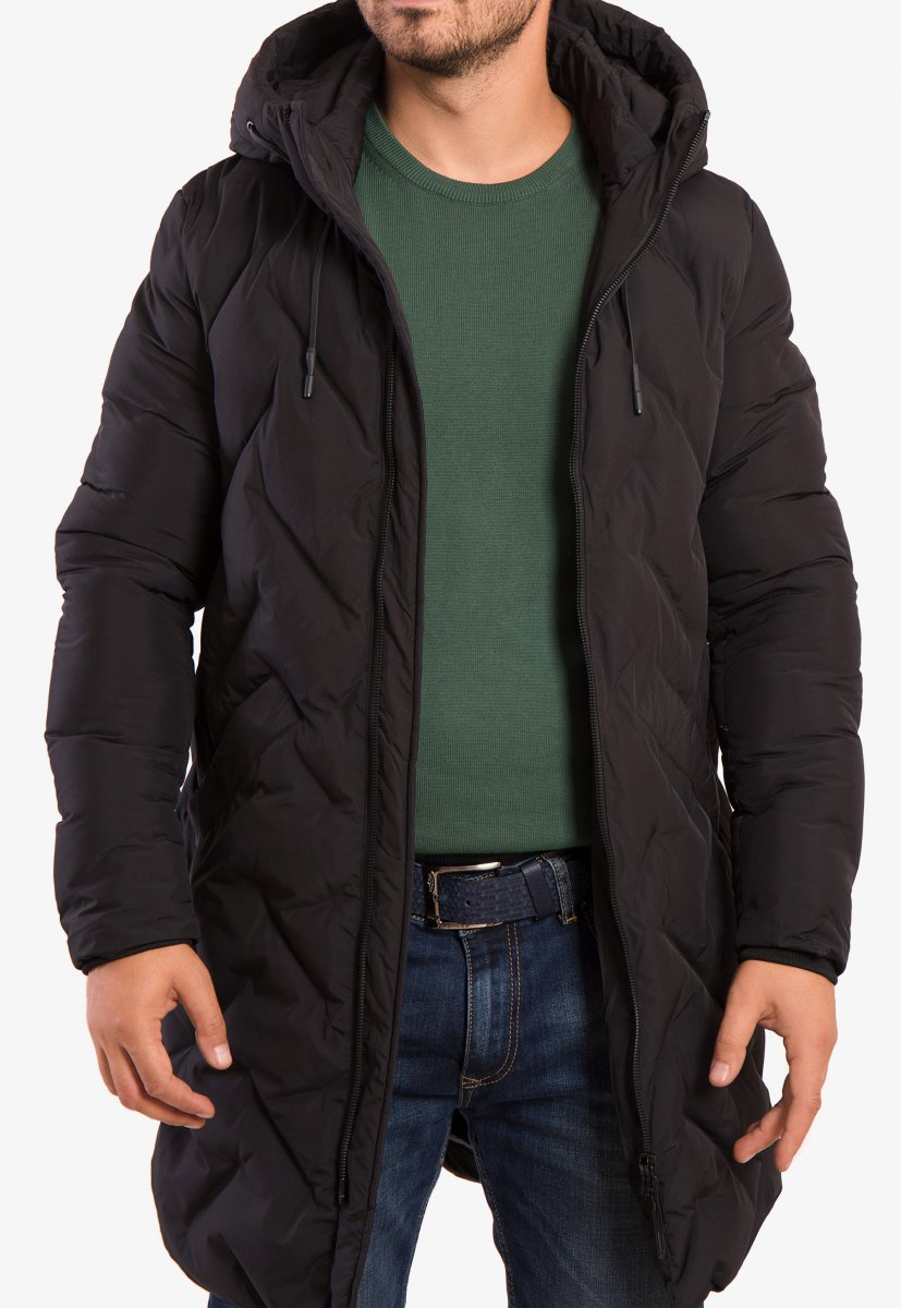 Куртка черная TREND 8-99