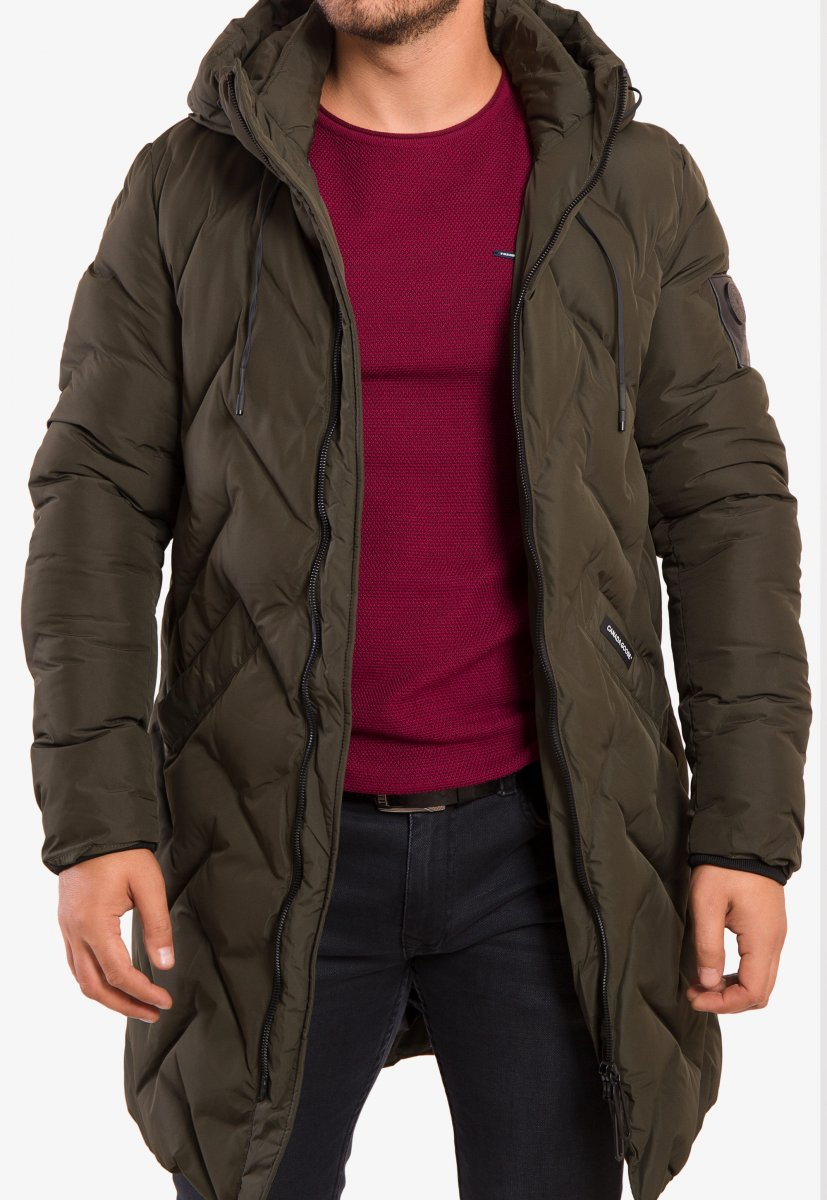 Куртка хаки TREND 8-99