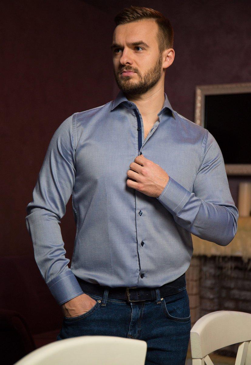 Белая рубашка Trend 02-1083