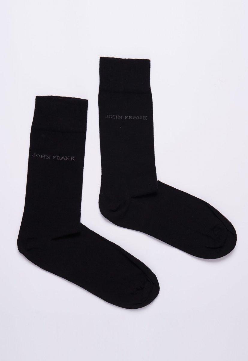 Носки JOHN-FRANK JFLS18W01 Черный