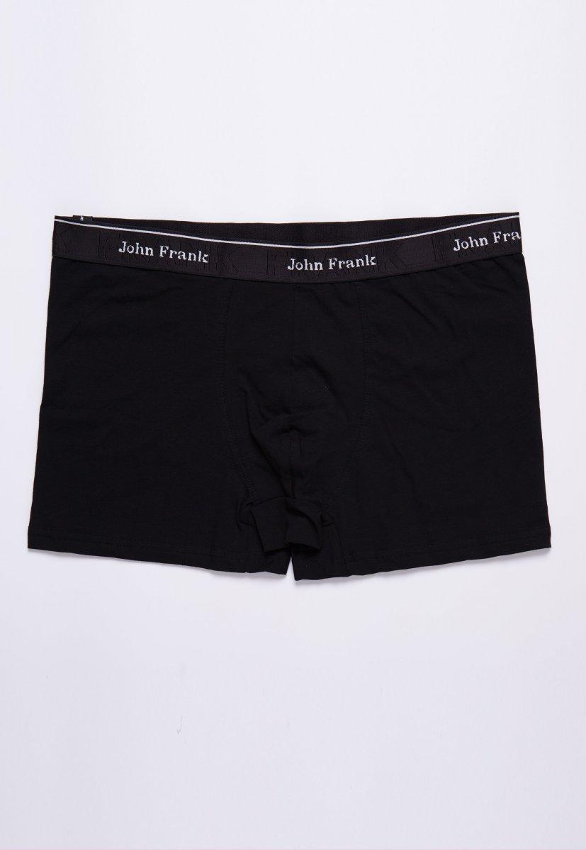 Трусы-шорты JOHN-FRANK JFBRS01 Черный