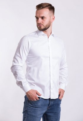 Рубашка TREND BAT 02-308 Белый
