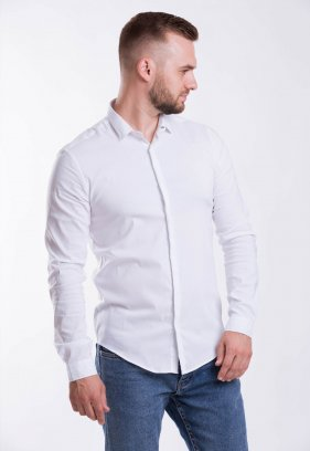 Рубашка Trend Collection BAT 5414-3 Белый