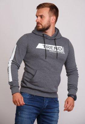 Худи Trend Collection 89002 Темно-серый
