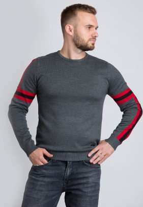 Свитер Trend Collection 7029 Темно-серый