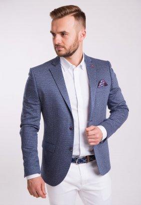 Піджак Trend Collection 3745 Сіро-синій